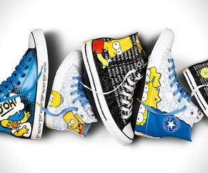 Converse x The Simpsons Collection
