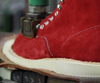 How to make a Concepts x Red Wing shoe