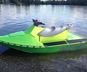 Alumaski Jet Ski