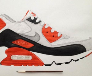 Alexander Suelto's Sneaker Paintings