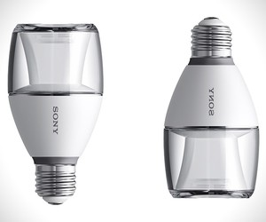 Sony LED Bulb Bleutooth Speaker