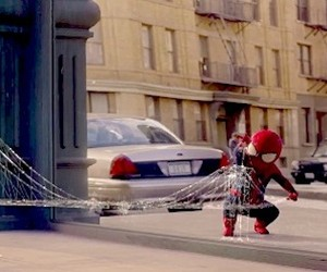 evian presents: Spider Man – The Amazing Baby & me