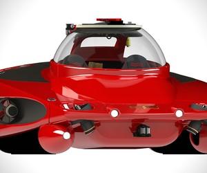 HP Sport 2 Personal Submarine