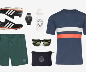 Style Guide: Summer Run
