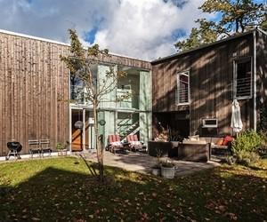 Swedish Based L-Shape Home