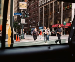 New york from a taxi driver point of view