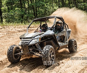 The Best ATVs Available