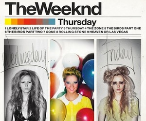 The Weeknd - Thursday (Free EP)