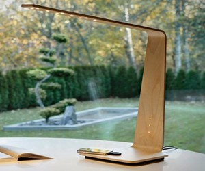 Tunto Powerkiss | Lamp & Wireless Charger In One