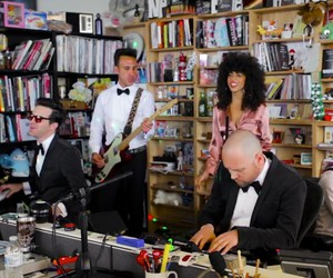 Tuxedo bringen @NPRs Tiny Desk Concert