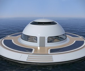 UFO Floating Home 2.0