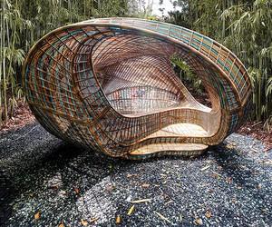 UNStudio's Pavilion For Revolution Precrafted