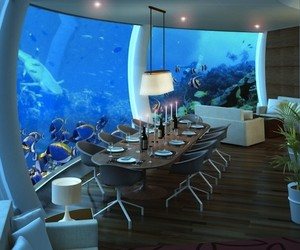 Amazing Fiji Underwater Hotel
