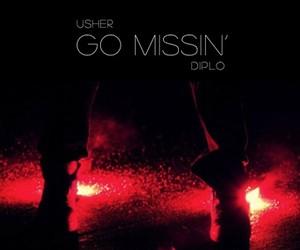 Usher - Go Missin' (prod. by Diplo)
