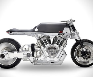 Vanguard Roadster Motorcycle