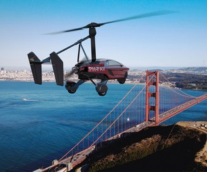 World's First Flying Car is Available For Pre-orde