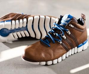 adidas Originals 'Mega Torsion Flex Mid' Leather
