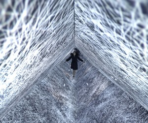 Refik Anadol's Infinity Room at SXSW