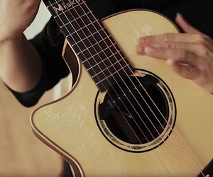 "Take On Me ""- by Alexandr Misko on his guitar"