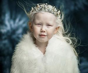 Nariyana looks like a Russian Snow White