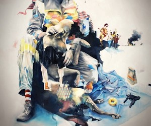 Animal Instinct – Illustrations by Joram Roukes
