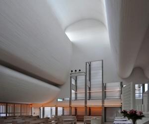 Bagsværd Church // Jørn Utzon