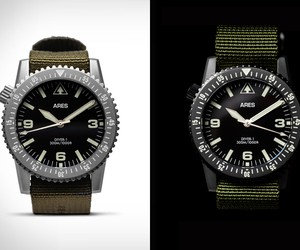 Ares Diver Watch