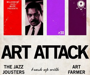 Art Attack by The Jazz Jousters (Free Jazz Tape)