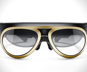 MINI Augmented Vison Glasses