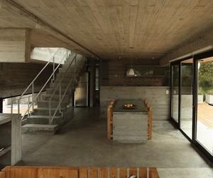 Concrete Home in South America