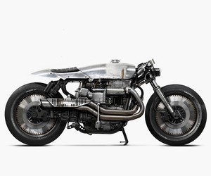 The Retro-futuristic Motorcycles