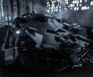 First Look at the New Batmobile