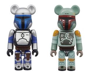 Star Wars x Medicom Toy ''Bearbrick''