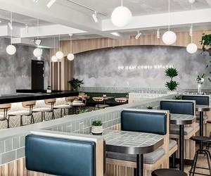 Farmer J Open Biasol-designed Restaurant In London
