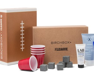 The League x Birchbox Man Collaboration