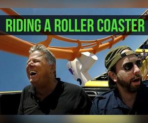 Riding a Roller Coaster Blind