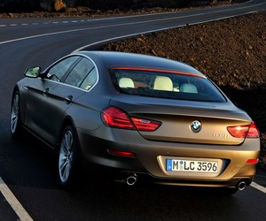The All New BMW 6 Series Gran Coupe