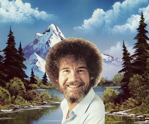 Bob Ross PBS Remix: Happy Little Clouds (Video)