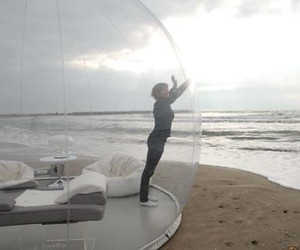 Crystal Bubble Portable Tent