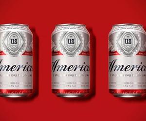 Budweiser America Beer