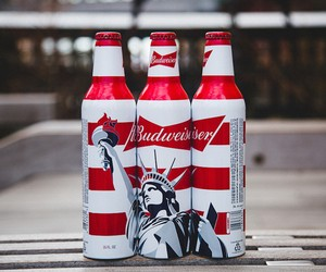Budweiser Unveils New Summer Bottles