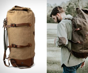 Buffalo Jackson Duffle Backpack