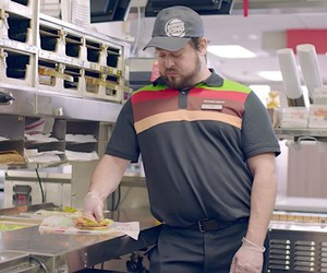 Burger King makes an effort against bullying