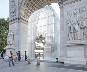 Ai Weiwei's Immigration-themed Exhibit in NYC
