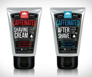 Caffeinated Shaving Set