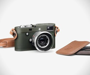 Leica M-P Type 240 Safari Edition