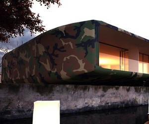 Architecture Pr0n: Camouflage Casa Lapo