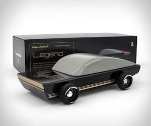 Candylab wooden toy cars finally available