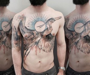The creative tattoos of Carola Deutsch