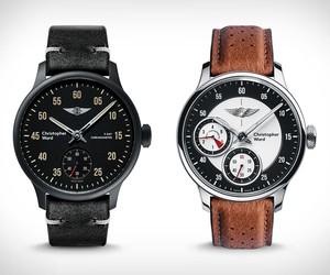Christopher Ward Morgan Watches